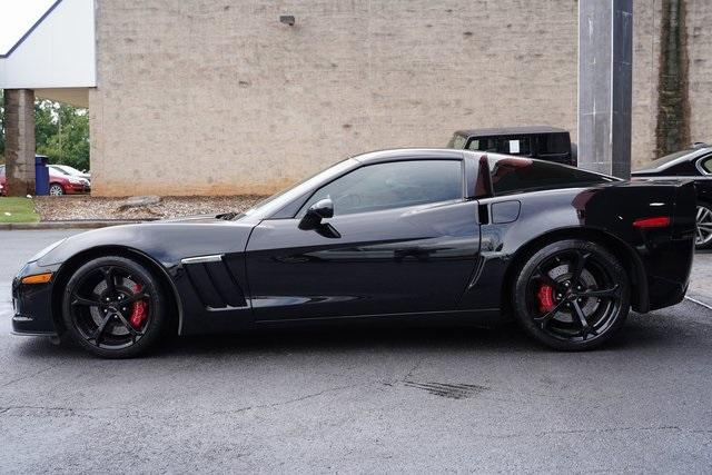 Used 2013 Chevrolet Corvette Grand Sport for sale $47,992 at Gravity Autos Roswell in Roswell GA 30076 4