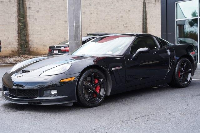 Used 2013 Chevrolet Corvette Grand Sport for sale $47,992 at Gravity Autos Roswell in Roswell GA 30076 5
