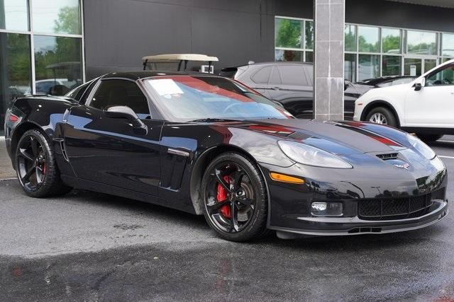 Used 2013 Chevrolet Corvette Grand Sport for sale $47,992 at Gravity Autos Roswell in Roswell GA 30076 7