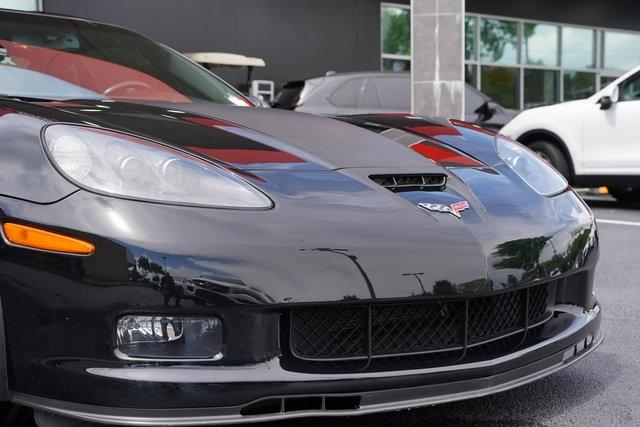Used 2013 Chevrolet Corvette Grand Sport for sale $47,992 at Gravity Autos Roswell in Roswell GA 30076 9