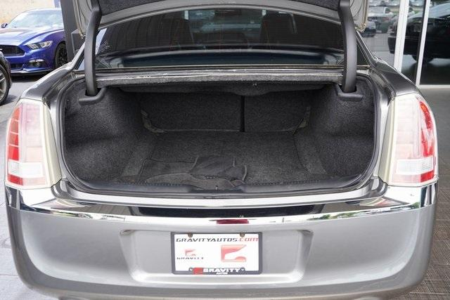 Used 2012 Chrysler 300 Limited for sale Sold at Gravity Autos Roswell in Roswell GA 30076 35