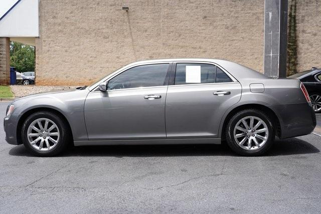 Used 2012 Chrysler 300 Limited for sale Sold at Gravity Autos Roswell in Roswell GA 30076 4