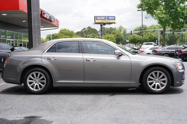 Used 2012 Chrysler 300 Limited for sale Sold at Gravity Autos Roswell in Roswell GA 30076 8