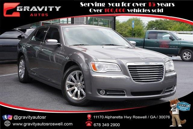 Used 2012 Chrysler 300 Limited for sale Sold at Gravity Autos Roswell in Roswell GA 30076 1