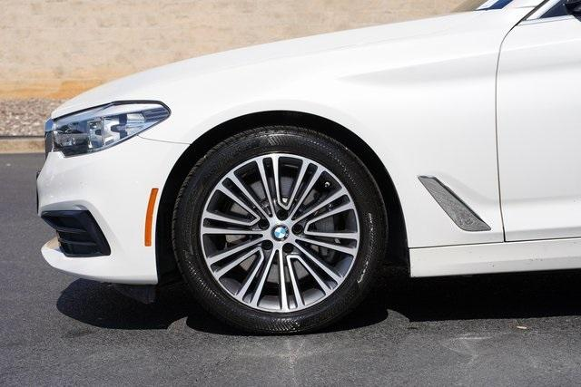 Used 2019 BMW 5 Series 530i for sale $38,992 at Gravity Autos Roswell in Roswell GA 30076 10