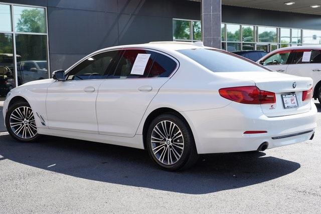 Used 2019 BMW 5 Series 530i for sale $38,992 at Gravity Autos Roswell in Roswell GA 30076 11