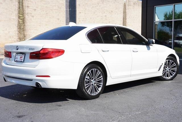 Used 2019 BMW 5 Series 530i for sale $38,992 at Gravity Autos Roswell in Roswell GA 30076 13