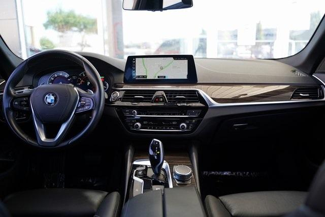 Used 2019 BMW 5 Series 530i for sale $38,992 at Gravity Autos Roswell in Roswell GA 30076 15