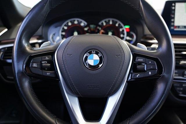 Used 2019 BMW 5 Series 530i for sale $38,992 at Gravity Autos Roswell in Roswell GA 30076 16