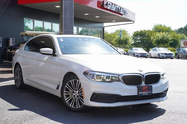 Used 2019 BMW 5 Series 530i for sale $38,992 at Gravity Autos Roswell in Roswell GA 30076 2