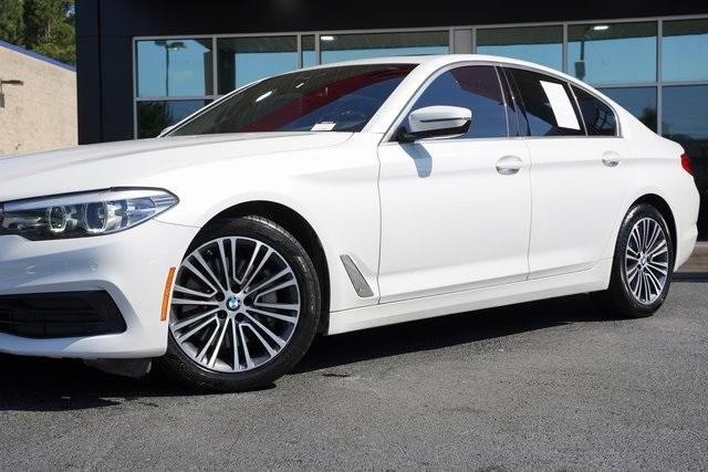 Used 2019 BMW 5 Series 530i for sale $38,992 at Gravity Autos Roswell in Roswell GA 30076 3