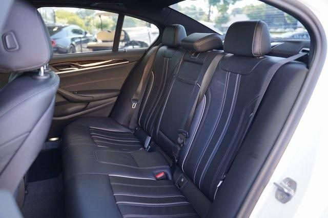 Used 2019 BMW 5 Series 530i for sale $38,992 at Gravity Autos Roswell in Roswell GA 30076 31