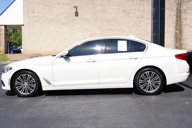 Used 2019 BMW 5 Series 530i for sale $38,992 at Gravity Autos Roswell in Roswell GA 30076 4