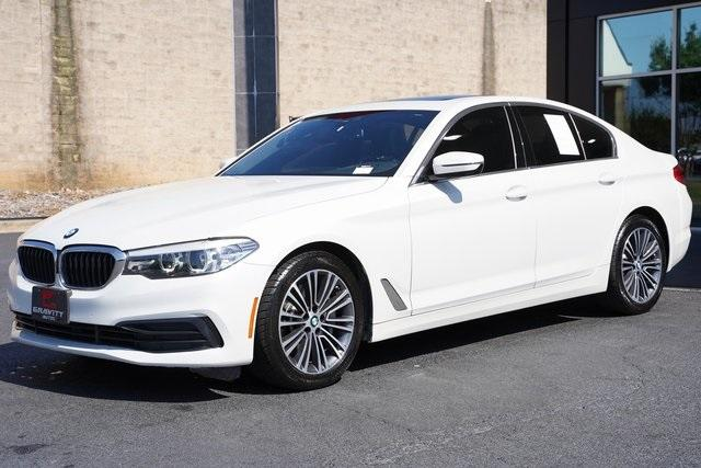 Used 2019 BMW 5 Series 530i for sale $38,992 at Gravity Autos Roswell in Roswell GA 30076 5