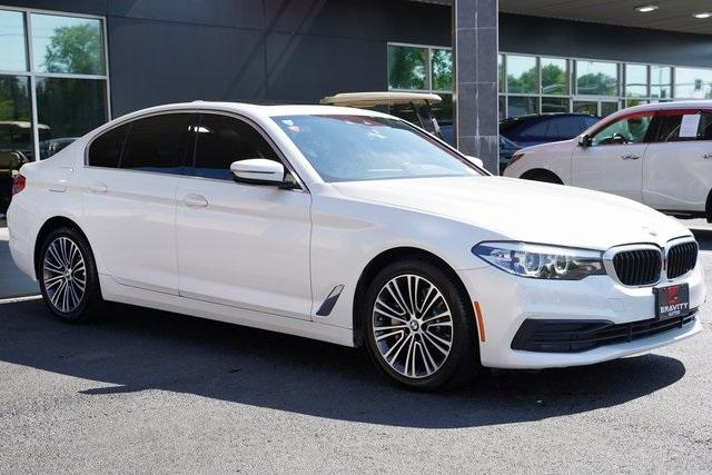 Used 2019 BMW 5 Series 530i for sale $38,992 at Gravity Autos Roswell in Roswell GA 30076 7