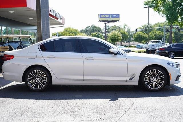 Used 2019 BMW 5 Series 530i for sale $38,992 at Gravity Autos Roswell in Roswell GA 30076 8