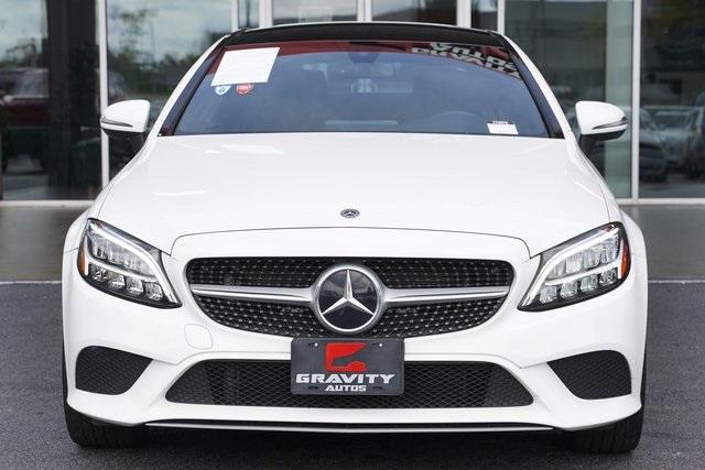 Used 2019 Mercedes-Benz C-Class C 300 for sale $42,992 at Gravity Autos Roswell in Roswell GA 30076 6
