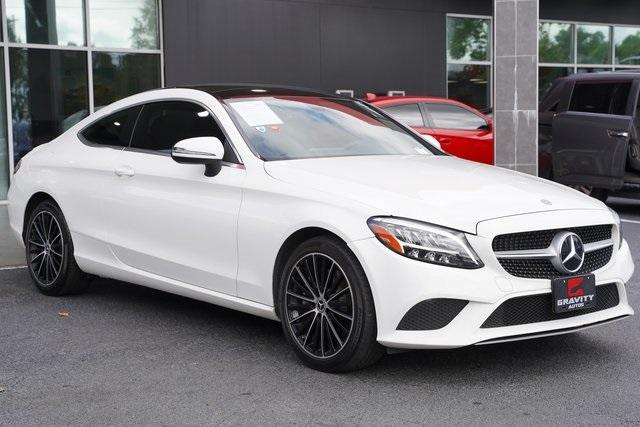 Used 2019 Mercedes-Benz C-Class C 300 for sale $42,992 at Gravity Autos Roswell in Roswell GA 30076 7