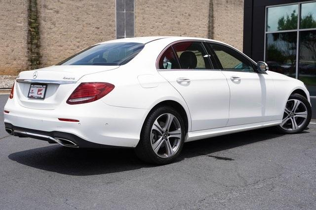 Used 2018 Mercedes-Benz E-Class E 300 for sale Sold at Gravity Autos Roswell in Roswell GA 30076 12