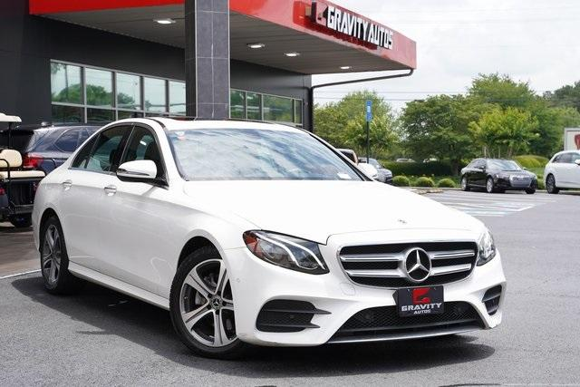 Used 2018 Mercedes-Benz E-Class E 300 for sale Sold at Gravity Autos Roswell in Roswell GA 30076 2
