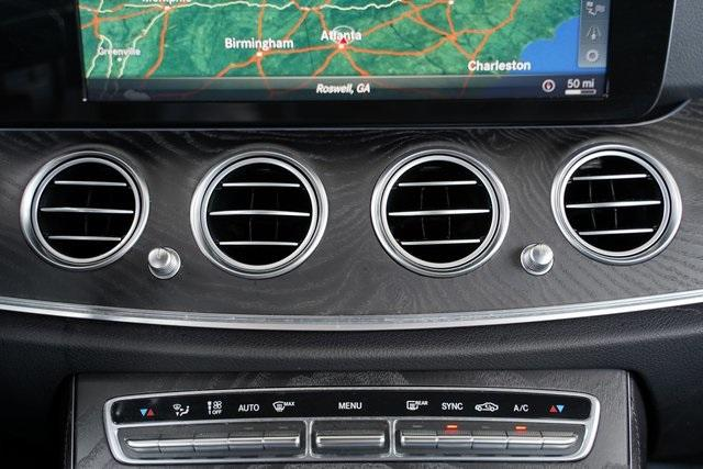 Used 2018 Mercedes-Benz E-Class E 300 for sale Sold at Gravity Autos Roswell in Roswell GA 30076 23