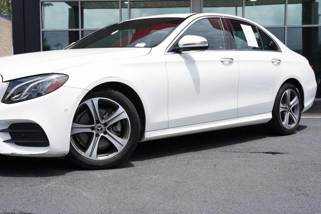 Used 2018 Mercedes-Benz E-Class E 300 for sale Sold at Gravity Autos Roswell in Roswell GA 30076 3