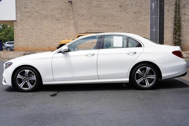 Used 2018 Mercedes-Benz E-Class E 300 for sale Sold at Gravity Autos Roswell in Roswell GA 30076 4
