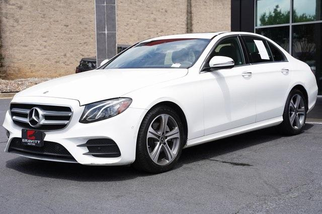 Used 2018 Mercedes-Benz E-Class E 300 for sale Sold at Gravity Autos Roswell in Roswell GA 30076 5