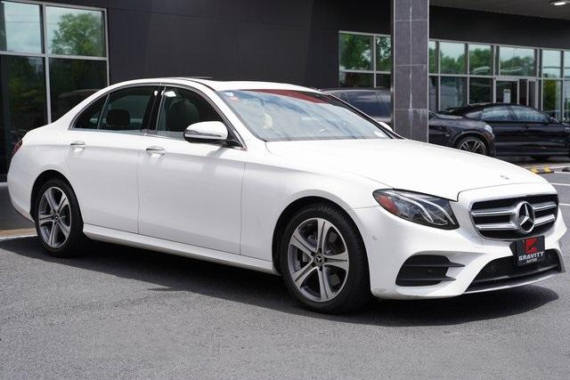 Used 2018 Mercedes-Benz E-Class E 300 for sale Sold at Gravity Autos Roswell in Roswell GA 30076 7