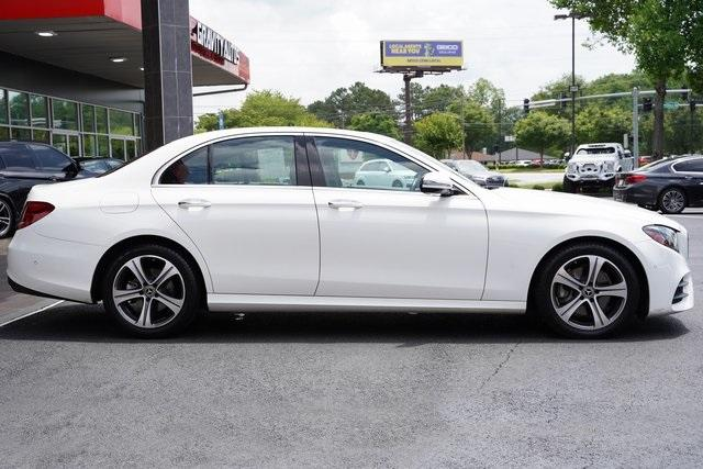 Used 2018 Mercedes-Benz E-Class E 300 for sale Sold at Gravity Autos Roswell in Roswell GA 30076 8
