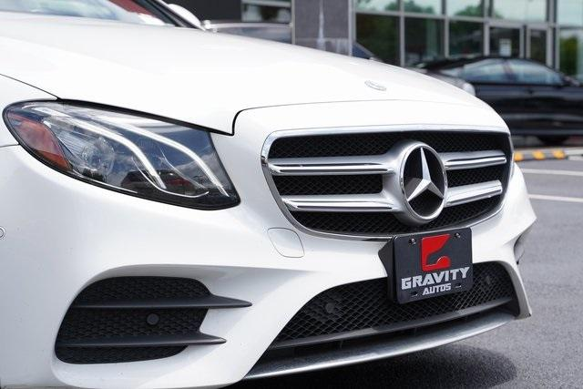 Used 2018 Mercedes-Benz E-Class E 300 for sale Sold at Gravity Autos Roswell in Roswell GA 30076 9