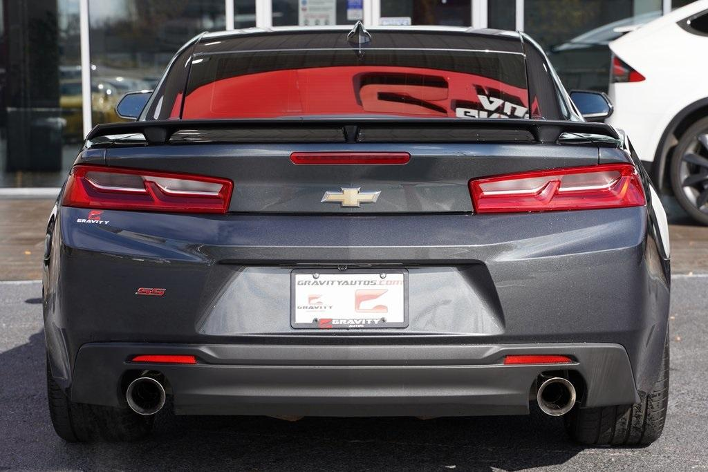 Used 2017 Chevrolet Camaro SS for sale $42,992 at Gravity Autos Roswell in Roswell GA 30076 11
