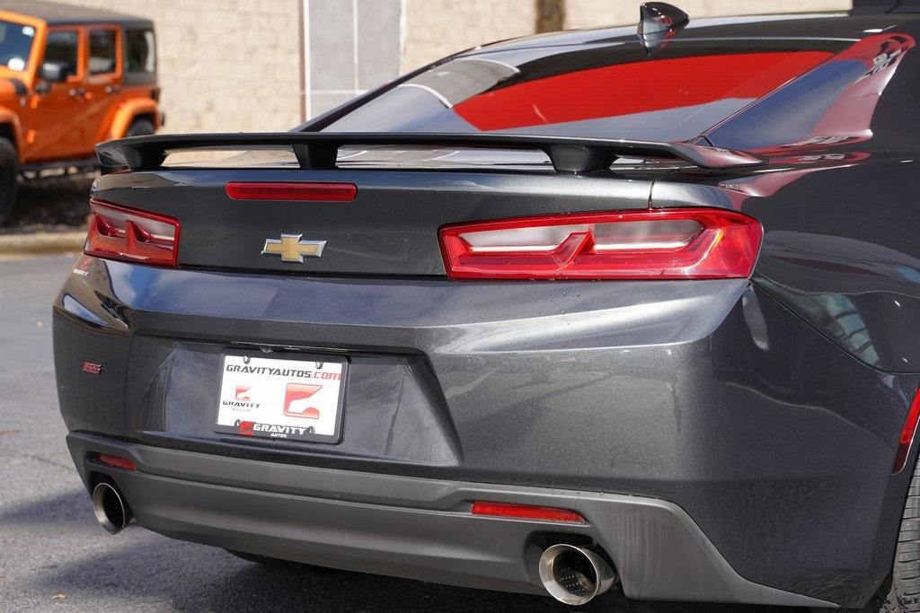 Used 2017 Chevrolet Camaro SS for sale $42,992 at Gravity Autos Roswell in Roswell GA 30076 13