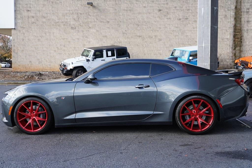 Used 2017 Chevrolet Camaro SS for sale $42,992 at Gravity Autos Roswell in Roswell GA 30076 3