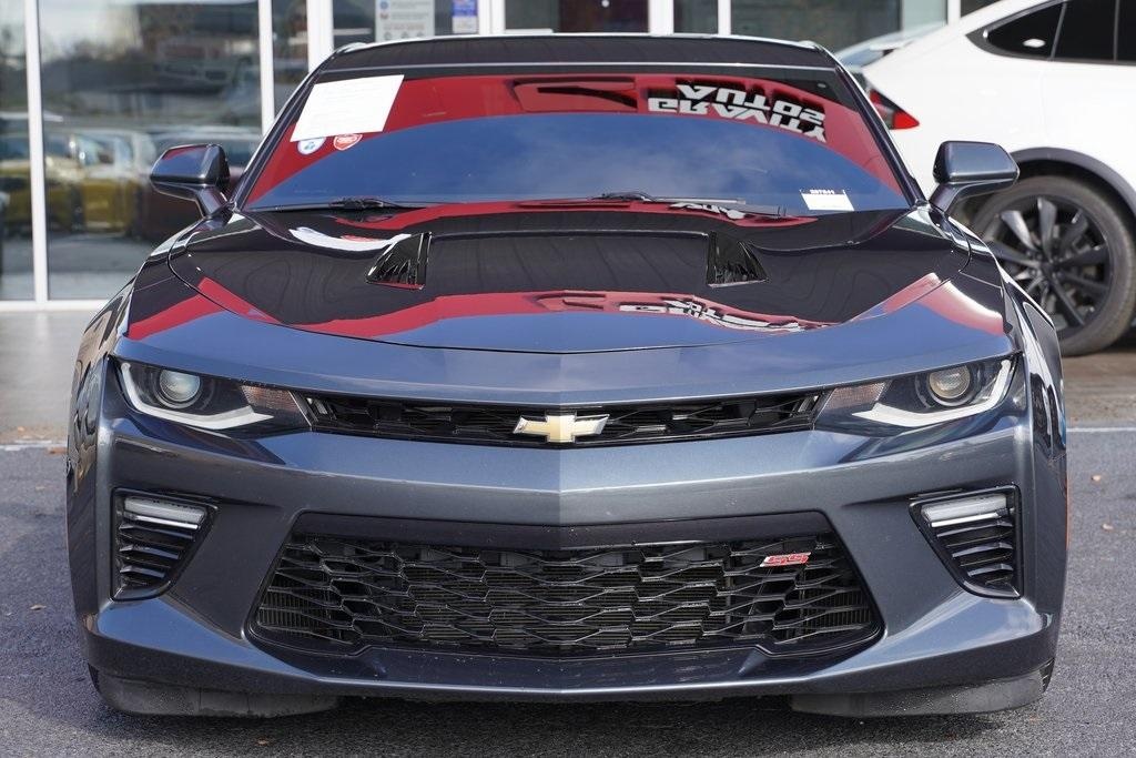 Used 2017 Chevrolet Camaro SS for sale $42,992 at Gravity Autos Roswell in Roswell GA 30076 5