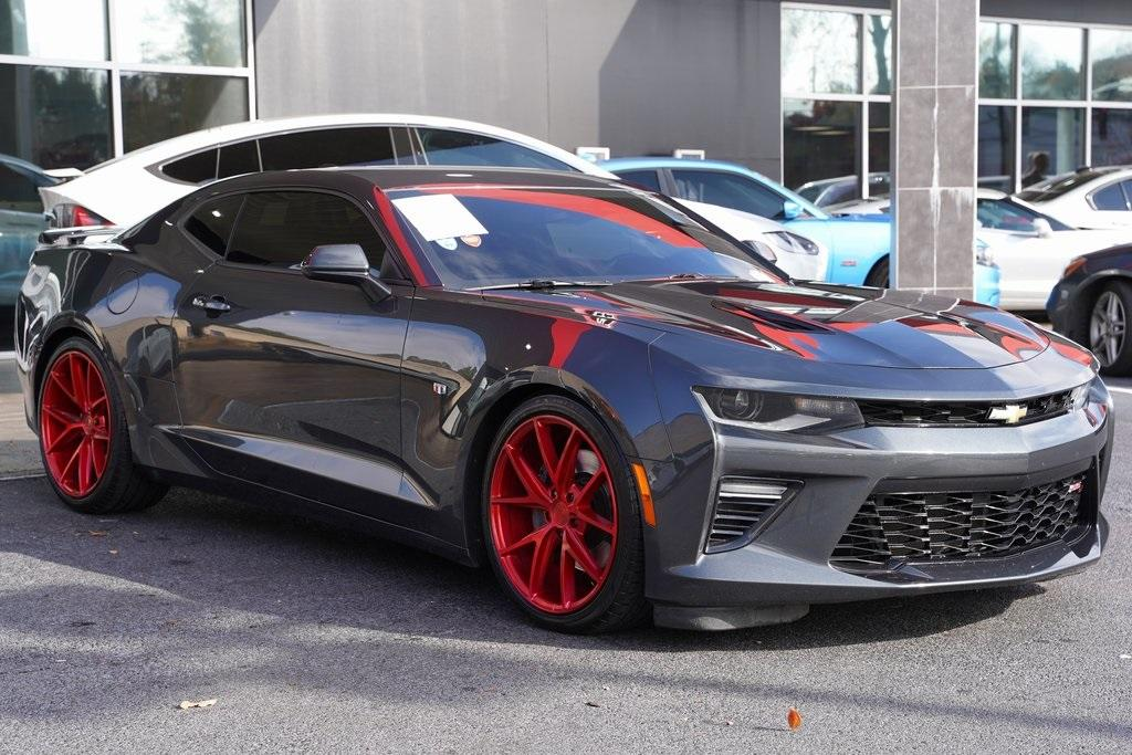 Used 2017 Chevrolet Camaro SS for sale $42,992 at Gravity Autos Roswell in Roswell GA 30076 6