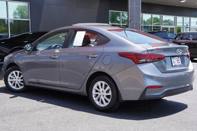 Used 2019 Hyundai Accent SEL for sale Sold at Gravity Autos Roswell in Roswell GA 30076 11