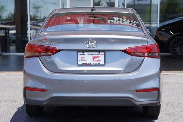 Used 2019 Hyundai Accent SEL for sale Sold at Gravity Autos Roswell in Roswell GA 30076 12