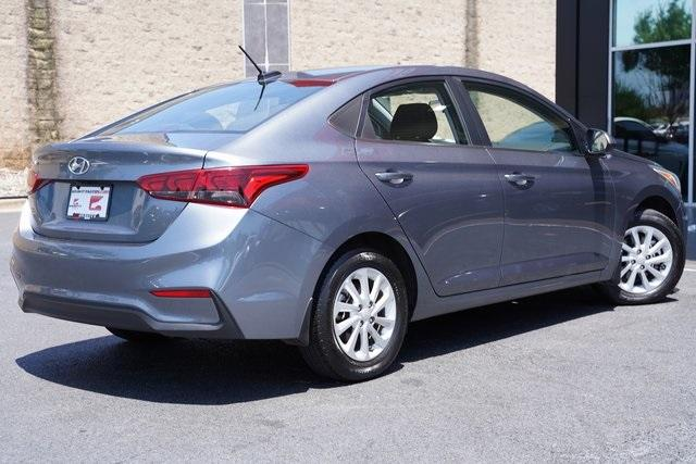 Used 2019 Hyundai Accent SEL for sale Sold at Gravity Autos Roswell in Roswell GA 30076 13