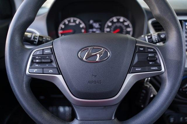 Used 2019 Hyundai Accent SEL for sale Sold at Gravity Autos Roswell in Roswell GA 30076 16