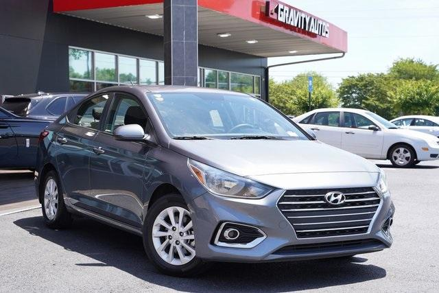 Used 2019 Hyundai Accent SEL for sale Sold at Gravity Autos Roswell in Roswell GA 30076 2