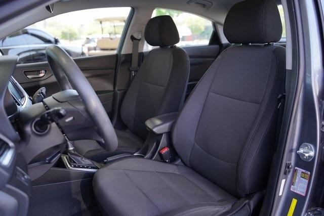 Used 2019 Hyundai Accent SEL for sale Sold at Gravity Autos Roswell in Roswell GA 30076 26