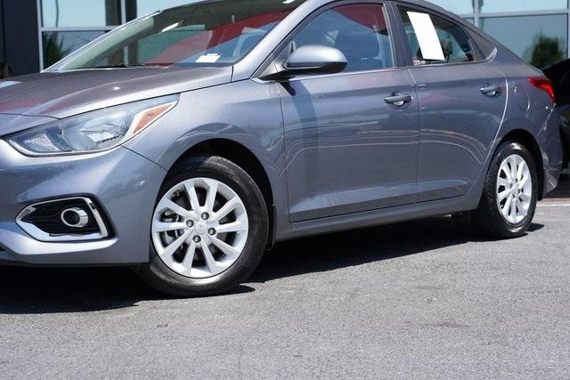 Used 2019 Hyundai Accent SEL for sale Sold at Gravity Autos Roswell in Roswell GA 30076 3