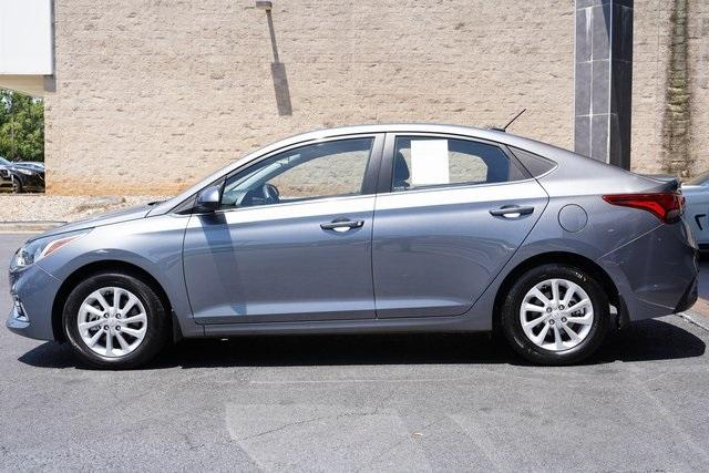 Used 2019 Hyundai Accent SEL for sale Sold at Gravity Autos Roswell in Roswell GA 30076 4