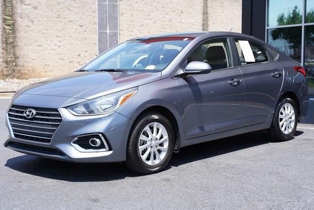 Used 2019 Hyundai Accent SEL for sale Sold at Gravity Autos Roswell in Roswell GA 30076 5