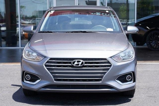 Used 2019 Hyundai Accent SEL for sale Sold at Gravity Autos Roswell in Roswell GA 30076 6
