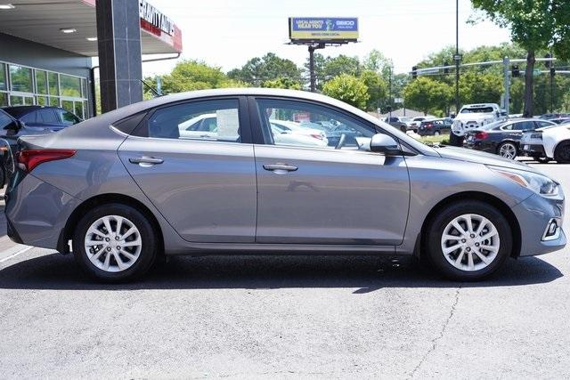 Used 2019 Hyundai Accent SEL for sale Sold at Gravity Autos Roswell in Roswell GA 30076 8