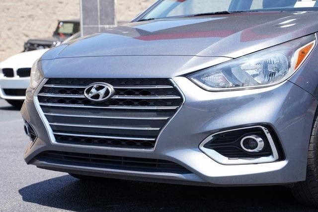 Used 2019 Hyundai Accent SEL for sale Sold at Gravity Autos Roswell in Roswell GA 30076 9