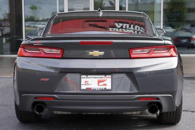 Used 2016 Chevrolet Camaro 2LT for sale $27,996 at Gravity Autos Roswell in Roswell GA 30076 12
