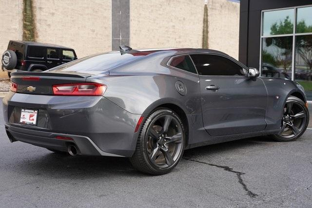 Used 2016 Chevrolet Camaro 2LT for sale $27,996 at Gravity Autos Roswell in Roswell GA 30076 13